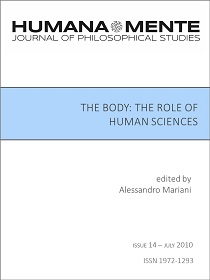 The Body: The Role of Human Sciences
