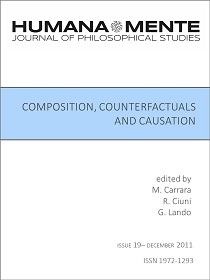Composition, Counterfactuals and Causation