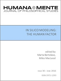 In Silico Modeling: the Human Factor