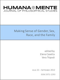 Making Sense of Gender, Sex, Race, and the Family