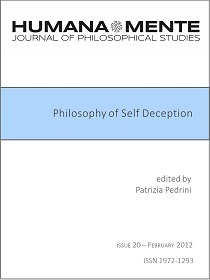 Philosophy of Self Deception