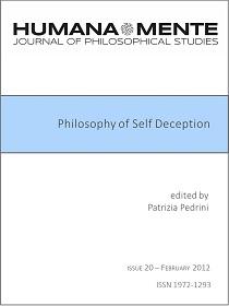 Philosophy of Self Deception