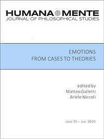 Emotions. From Cases to Theories