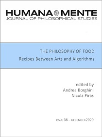 issue 39, cover: The Philosophy of Food